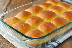 Soft and fluffy homemade dinner rolls are the perfect addition to any meal. From a holiday spread on Thanksgiving or Christmas to a simple Sunday supper at Grandma's, the warm, buttery yeast rolls always disappear fast. They're a family favorite with both kids and adults! Don't be intimidated by the thought of baking your own soft dinner rolls at home! I promise, with these step-by-step instructions and a few important tips, the easy dinner roll recipe will yield a perfect batch of golden…