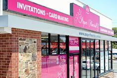 Paper Flourish Enfield. 431 Main North Road, Enfield, SA. Click enlarged image for map!