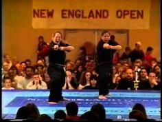Sync Team John Paul Mitchell Kata 2002 New England Open Karate Tournament Karate Tournaments, Bo Staff, Paul Mitchell, John Paul, New England, Basketball Court