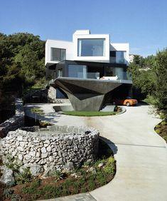 idis turato architecture gumno house croatia designboom