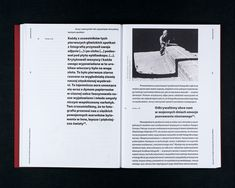 The Switch. The Beginnings of Neo-Avant-garde in Upper SilesiaExhibition identity, catalogue and flyer design.