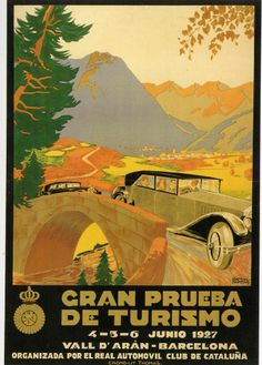 BARCELONA 1927