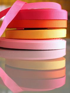 Lovely Ribbons