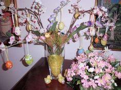 Albero di Pasqua fai da te (Foto) | PourFemme