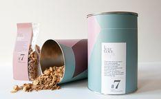 I Just Love Breakfast Granola, Just Love, Packaging, Mugs, Breakfast, Tableware, Sunflower Seeds, Apple Juice, Drizzle Cake