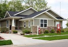 homes craftsman style
