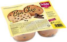 Bon Choc 3.82€  Charakteristika:  Bezlepkové sladké žemle s kúskami čokolády