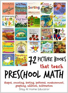 72 pictures books th