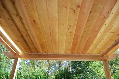 adjustable shade on pergola   See it in Action