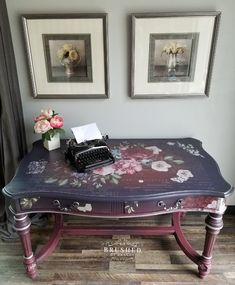 I am often asked about my favorite paint colors that I have used to blend together on furniture. I have finally compiled a list of my Top 20 Dixie Belle Paint Company combos for blending! Furniture Painting Techniques, Chalk Paint Furniture, Painted Furniture, Art Techniques, Decoupage Furniture, Colorful Furniture, Furniture Ideas, Muscadine Wine, Favorite Paint Colors