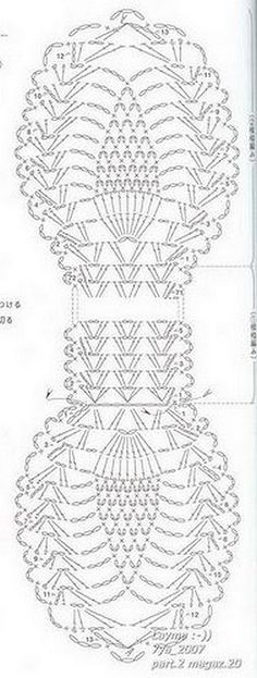 Lots of BEAUTIFUL lacy scarves, doilies, placemats, clothing, etc. French, use translator or just use charts.