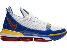 outlet store b3091 9e0d0 Check out the LeBron 16 Superman SuperBron available on StockX