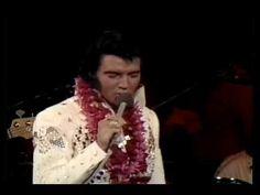 Elvis Presley # Steamroller Blues (Aloha From Hawaii)