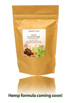 Versativa's food product line sources include more than 200 clean and/or Organic whole food ingredients from around the world. All Versativa food products include Hemp, the perfect food for human consumption.Grab a bag of Hemp  Pulse available in several flavors