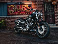 Harley Davidson Dyna. Fat-Bob 2012