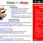DenSchool offers this great resource to make your Cinco de Mayo planning a cinch.  Fun and educational activities, snacks and facts to help increas...