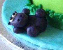 Petiscos da Sofia: Bolo de aniversário animais da selva Bolo Grande, Jungle Animals, Birthday Cakes, Snacks, Decorating Cakes, Arrange Pictures