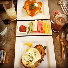 Cheeky's has become a Palm Springs institution and arguably the best breakfast in the desert (not to mention lunch). The unique and thoughtful menu changes weekly and is highly praised for their unique Farm to table cuisine featuring seasonal and locally sourced food.