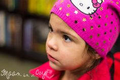 Project 365 {Hudson Valley Child Photographer} | Moon in a Cup