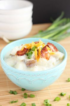Looking for Fast & Easy Appetizer Recipes, Pork Recipes, Soup Recipes! Recipechart has over free recipes for you to browse. Find more recipes like Creamy Baked Potato Soup with Bacon. Potato Bacon Soup, Bacon Ranch Potatoes, Potato Dishes, Potato Latkes, Potato Pancakes, Bacon Recipes, Grilling Recipes, Cooking Recipes, Copykat Recipes