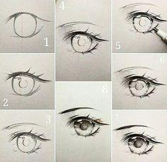 Vẽ mắt