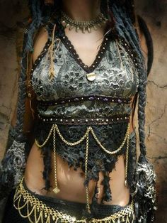 dyable gypsy outfit
