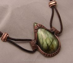 Dreaming in Copper Designs made by Sandra Garrigus