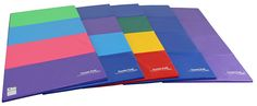 Tumbling Mats : Tumbl Trak's folding panel mats are perfect for gymnastics, cheerleading, dance, martial arts, special needs, yoga, Pilates, exercise and much more!
