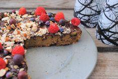 'Sundere' Mazarinkage med bær! – Helene Sprogoe Icecream, Diabetes, Cheesecake, Desserts, Food, Tailgate Desserts, Ice Cream, Deserts, Cheese Pies