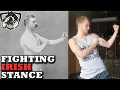 Fighting Irish Stance: Old School Strategies & Techniques