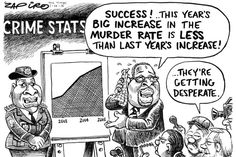 Zapiro: Crime stats leave Phiyega and Nhleko hot under the collar - Mail & Guardian Crime, Comics, Statistics, Memes, Funny Stuff, Cartoons, African, Image, Funny Things
