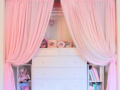 curtains for kids closet
