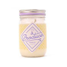 Wild Flowers Perfume Candle - Produce candles - Blanche et Léontine