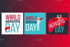 World Hepatitis Day by barsrsind on @creativemarket