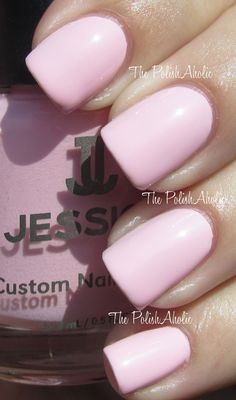 Jessica Custom Colour Strawberry Shake It from The Polish Aholic.