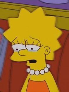 Simpson Wallpaper Iphone, Cartoon Wallpaper Iphone, Mood Wallpaper, Cute Disney Wallpaper, Simpson Art, Lisa Simpson, Cartoon Edits, Cartoon Quotes, Simpson Tumblr