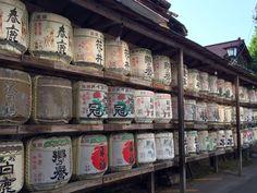 Kasama, Ibaraki Japan.  笠間稲荷神社
