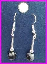 Make beaded earrings