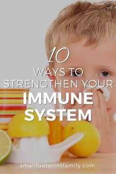 Here are several very easy, all-natural steps you can take to strengthen your immune system and arm yourself against colds and flu this season. #naturalhealth #naturalliving #diy #recipe #alternativemedicine #foodismedicine #herbalmedicine