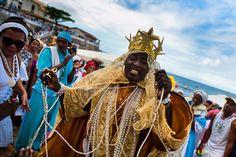 Brazil Bahia Woman Hot | ... honor to Yemanjá, the goddess of the sea, in Salvador, Bahia, Brazil
