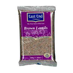 East End Brown Lentils 500g
