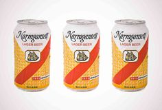 NARRAGANSETT RERELEASED ITS 1975 CAN FROM JAWS