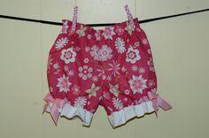 Bloomers  Fancy Monkey bars Girls Size 3T  by pinkhousebluemarket, $15.00