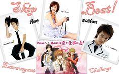 Skip Beat  Live action adaptation of the Animé.. http://kissasian.com/Drama/Skip-Beat
