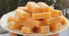 Jak zrobić domowe krówki, a tak jak Babcie robiły.         Wyzwanie dla super cierpliwych, ale warto :)         Skład: 2 szklanki mleka, 2... Cantaloupe, Mango, Cookies, Fruit, Sweet, Food, Manga, Crack Crackers, Candy