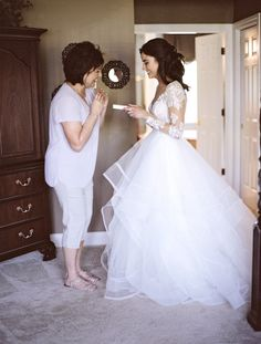 Looking for a little wedding inspiration? Find inspiration and ideas for your special day by looking through our real weddings. Each bride looking fabulous in their JLM Couture gown. Gorgeous Wedding Dress, Dream Wedding Dresses, Perfect Wedding, Fall Wedding, Wedding Goals, Marie, Wedding Inspiration, Wedding Ideas, Flower Girl Dresses
