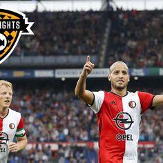 Highlights: Feyenoord 5-0 Roda JC Kerkrade
