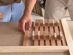 DIYNetwork.com shows you how to build a custom pull-out humidor drawer.