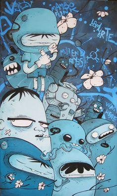 Astro One street art (6)