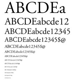 Designed by  Robert Slimbach in 1989 and Claude Garamond in 1499-1561